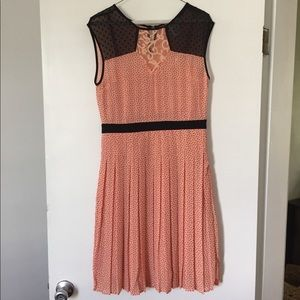 Pink & Black Esley Dress